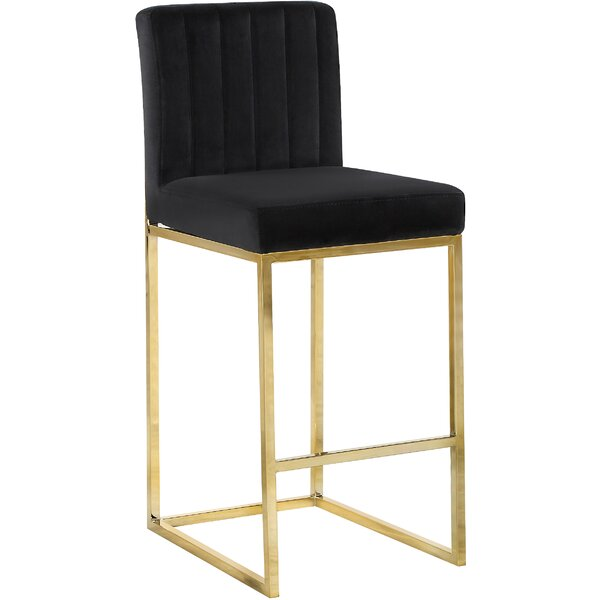 Barclay 26 Bar Stool by Wrought Studio