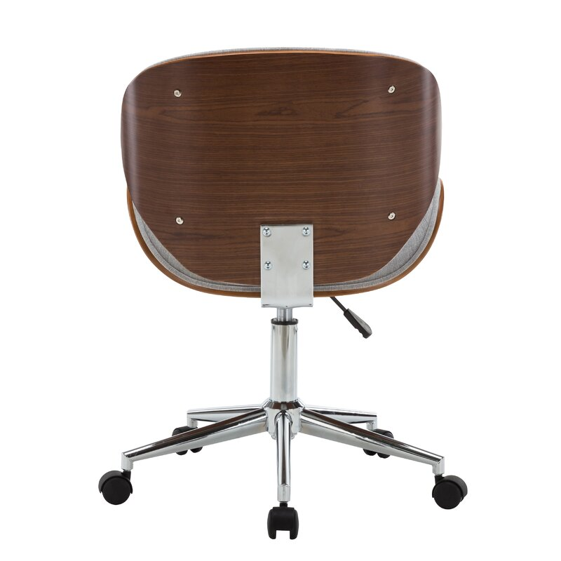 George Oliver Bridport Adjustable Office Low Back Drafting