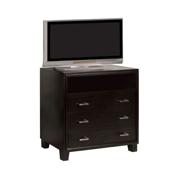 Laguna 3 Drawer Bachelor's Chest By Hokku Designs