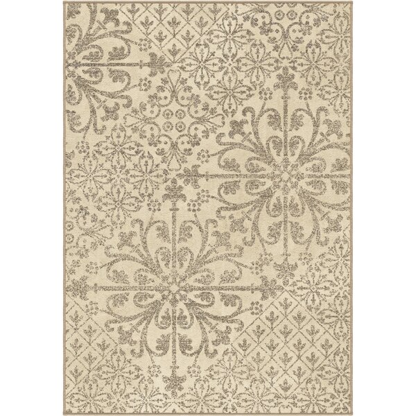 Croydon Ivory Area Rug by Threadbind