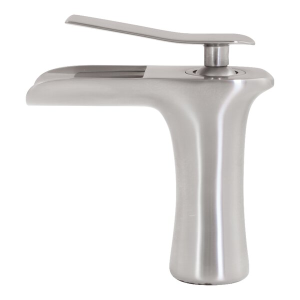Vandy Single Hole Bathroom Faucet by Novatto