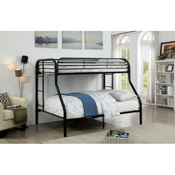 Strope Twin Over Full Bunk Bed by Harriet Bee