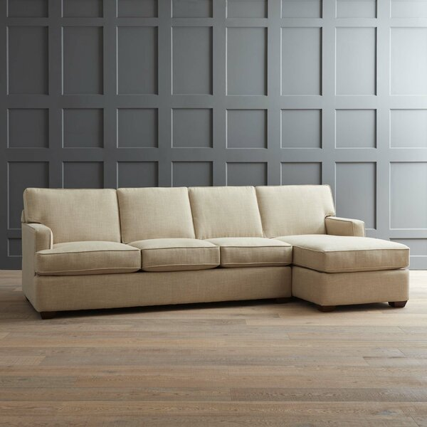 Anastagio Sectional By Birch Lane™ Heritage