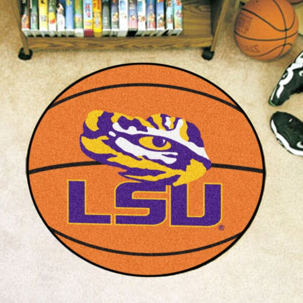 NCAA Louisiana State University Basketball Mat by FANMATS