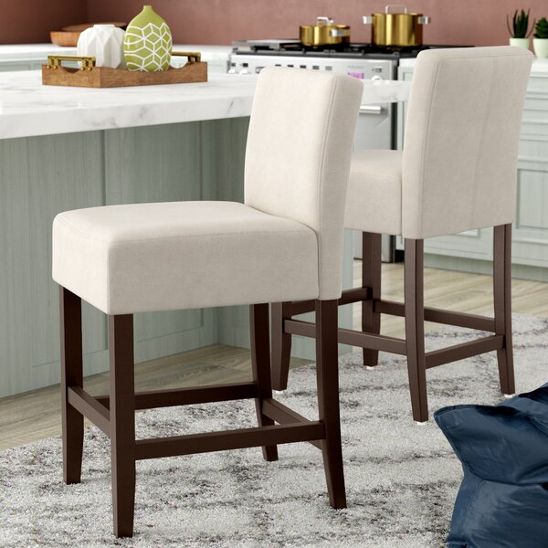 Ingleside 26 Bar Stool (Set of 2) by Latitude Run
