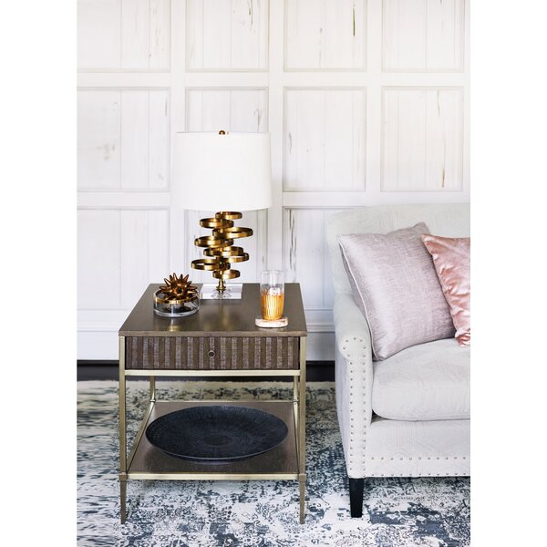 Clarendon End Table by Bernhardt