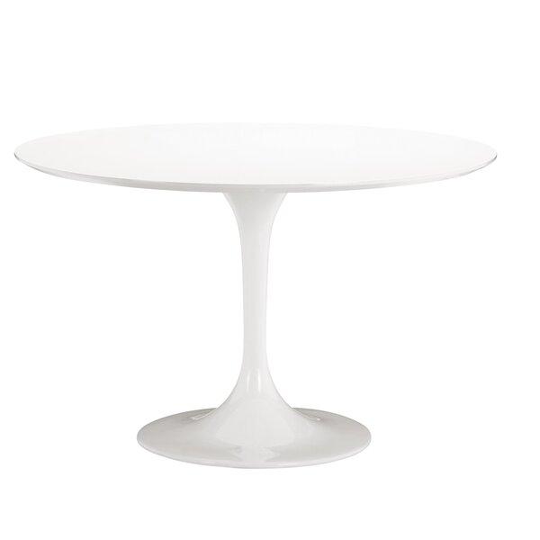 Isra Dining Table by Orren Ellis Orren Ellis