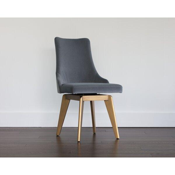 Zenn Meyer Upholstered Dining Chair by Sunpan Modern