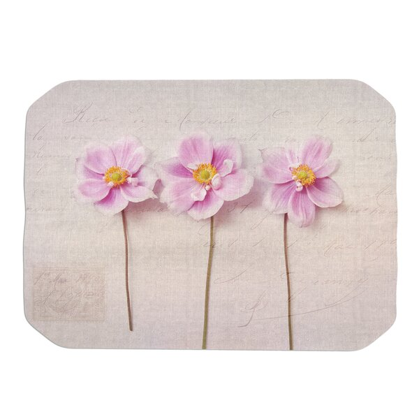 Anemone Trio Placemat by KESS InHouse