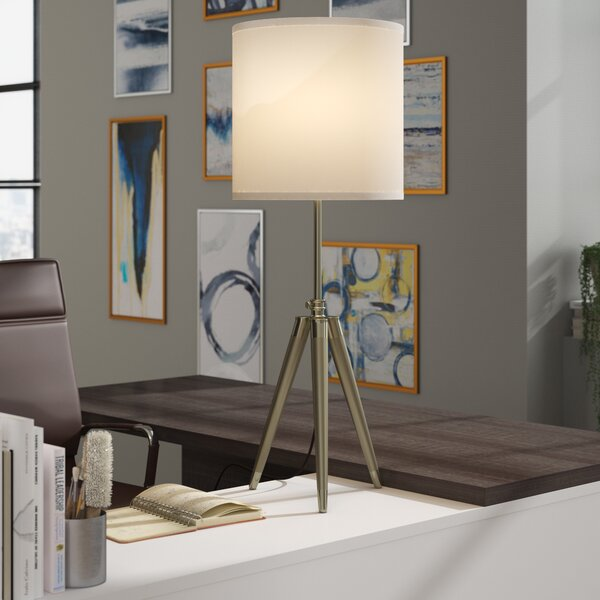 Benedict 38 Tripod Table Lamp by Langley Street
