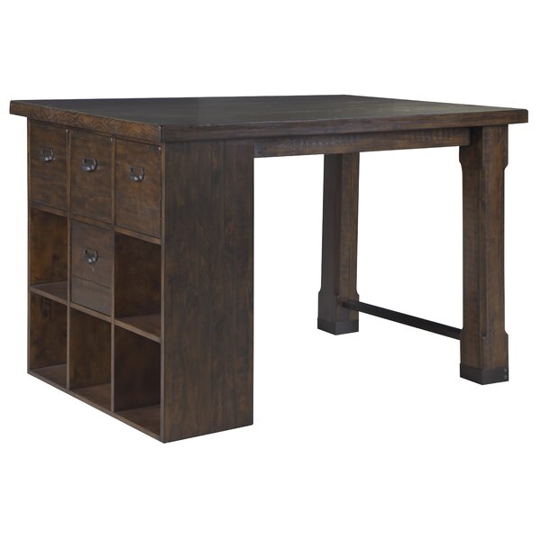 Pine Brook Hill Executive Desk by Loon Peak