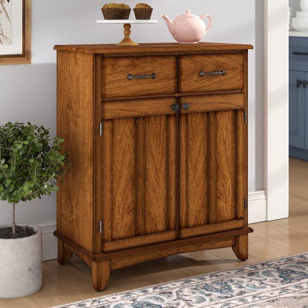 Presswood 2 Door Accent Cabinet by Andover Mills Andover Mills