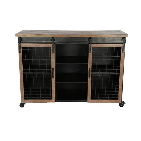 Foxworth 2 Door Accent Cabinet by Gracie Oaks