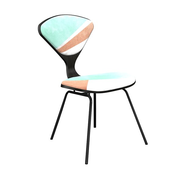 Adah Upholstered Dining Chair by Brayden Studio