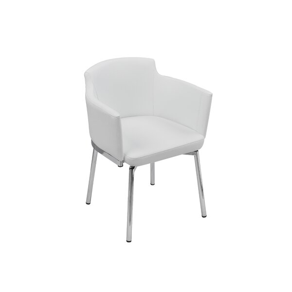 Wolk Dining Chair by Orren Ellis