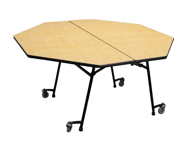60'' x 60'' Octagonal Cafeteria Table by Palmer Ha