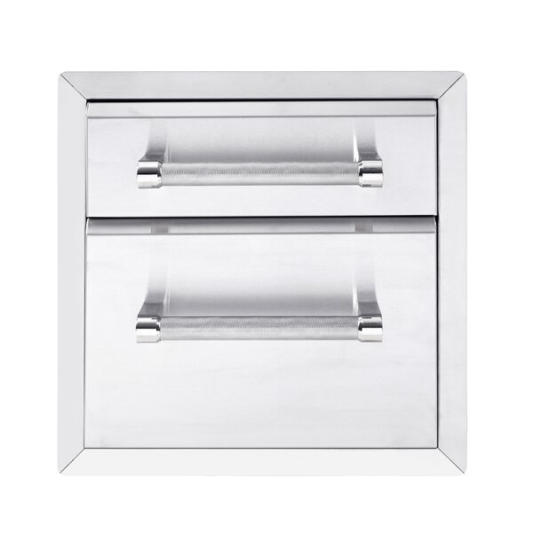 Outdoor Kitchen Built-In Cabinet For Gas Grill - 780-0017 By Kitchenaid.