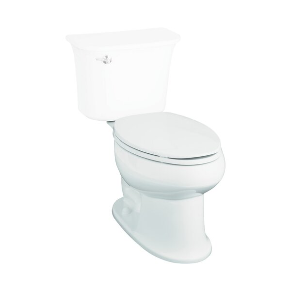 Stinson 1.6 GPF Elongated Toilet Bowl Only by Sterling by Kohler