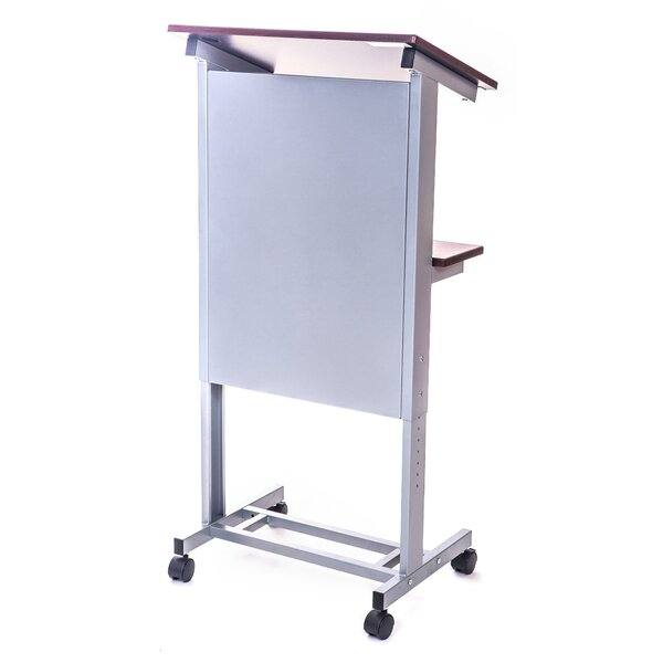 Adjustable Height Full Podium by Luxor