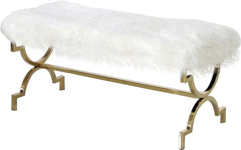 Aidy Upholstered Bench by Mercer41
