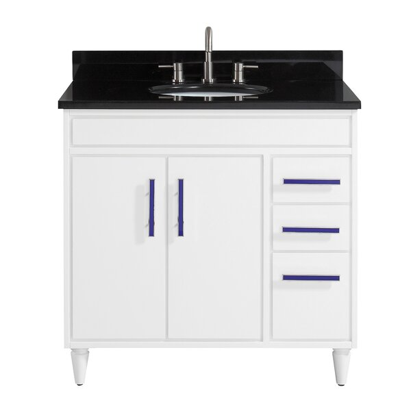 Sterling 36 Single Bathroom Vanity Set by Viv + Rae
