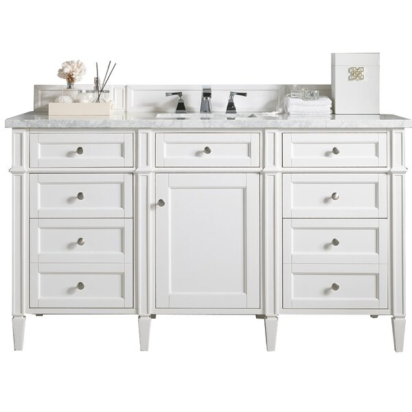 Dussault 60 Single Bathroom Vanity Set by Darby Home Co