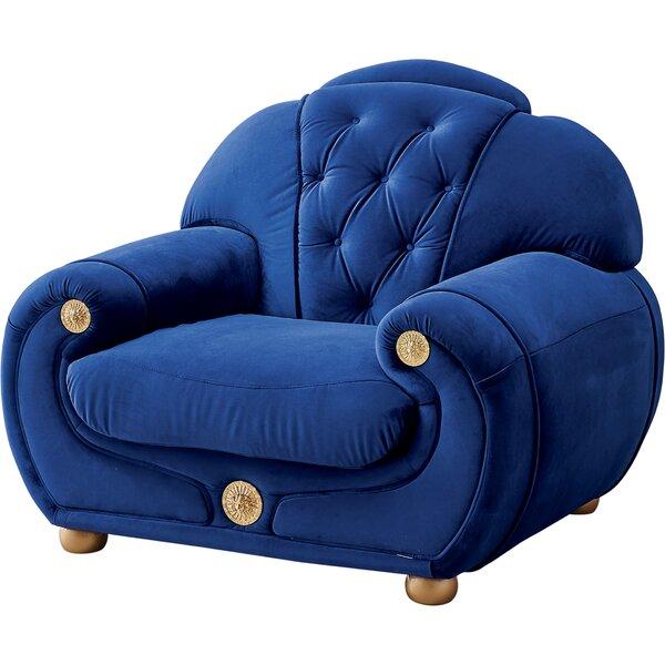 Alleyne Armchair by Everly Quinn