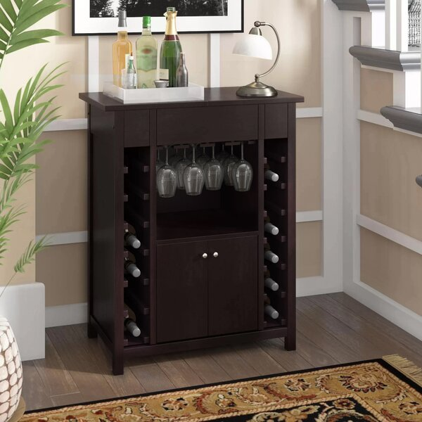 Yogyakarta Bar cabinet by Darby Home Co Darby Home Co