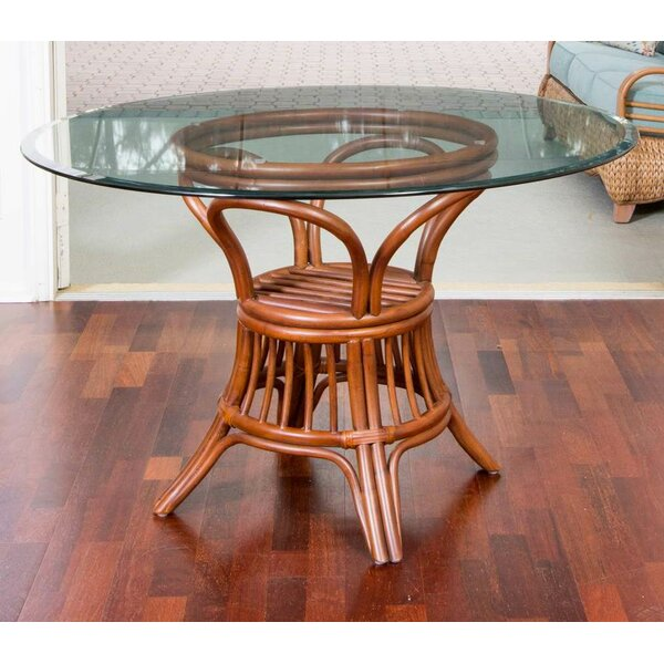Wixom Dining Table by Bay Isle Home Bay Isle Home