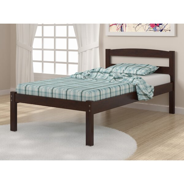 Hillam Platform Bed with Mattress by Harriet Bee