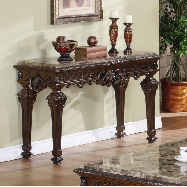 Hodge Console Table By Astoria Grand