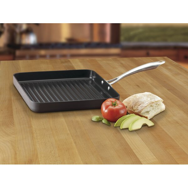 11 Non-Stick Grill Pan by Cuisinart