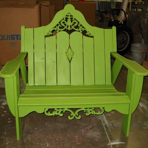 Veranda Garden Bench by Uwharrie Chair