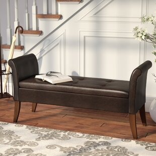Suzanne Upholstered Storage Bench
