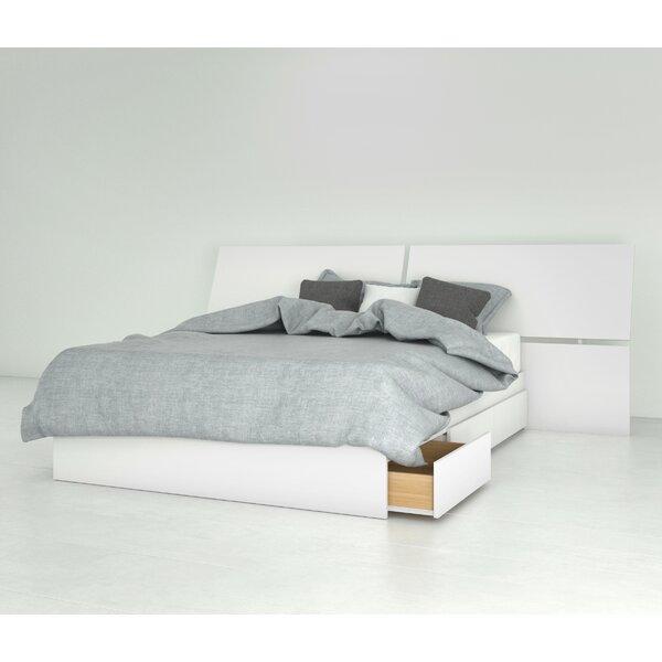 Rania Storage Platform Bed by Latitude Run