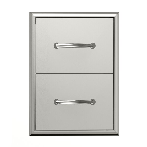 Premium Double Drawer by BroilChef
