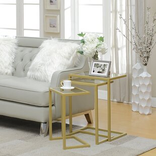 Shopping for Kilburn 3 Piece Nesting Table (Set of 3) ByLatitude Run