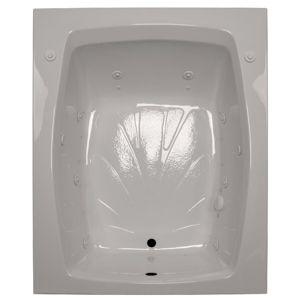 60 x 48 Salon Spa Air/Whirlpool Tub by American Acrylic