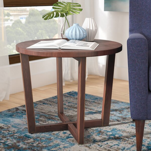 Chauntel 23.25 End Table by Zipcode Design