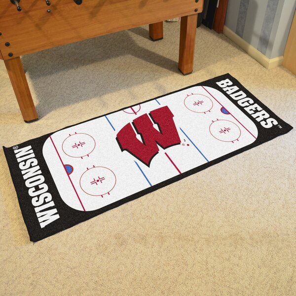 University of Wisconsin Doormat by FANMATS
