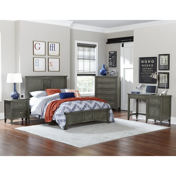 Socorro Standard Configurable Bedroom Set by Charlton Home