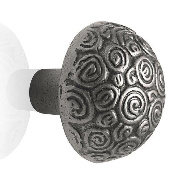 Nautilus Mushroom Knob by MYOH