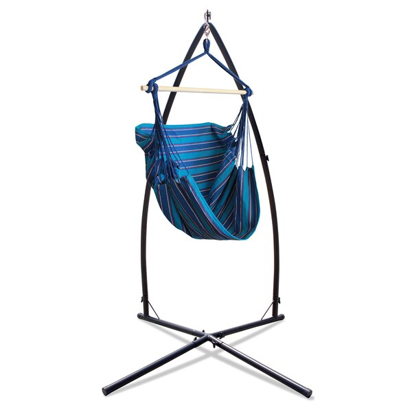 Egremt Summit Chair Hammock with Stand by Freeport Park Freeport Park