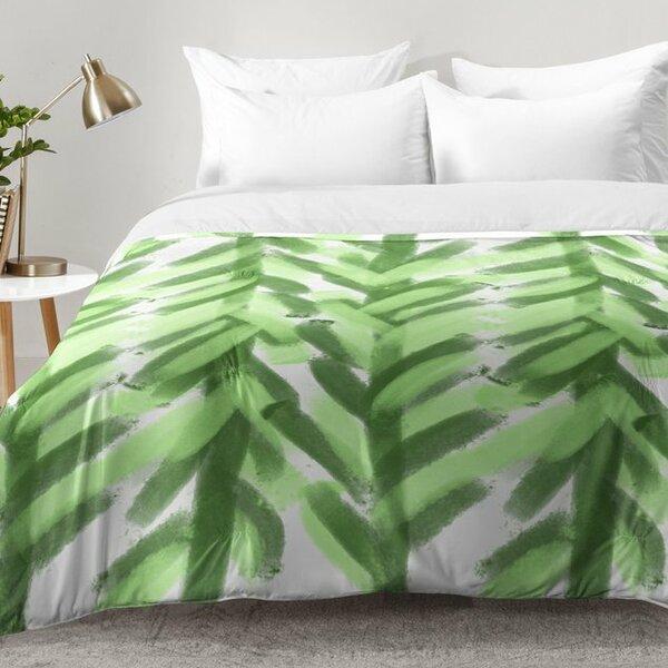 Greenery Forest Comforter Set