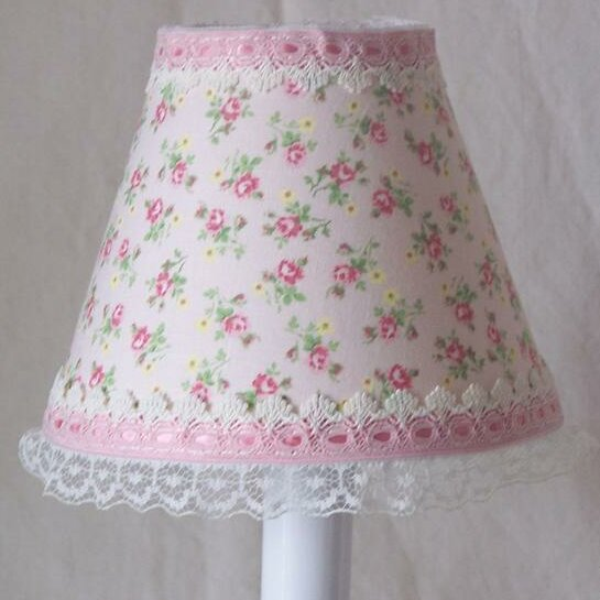 Shabby Baby Rose Night Light by Silly Bear Lighting