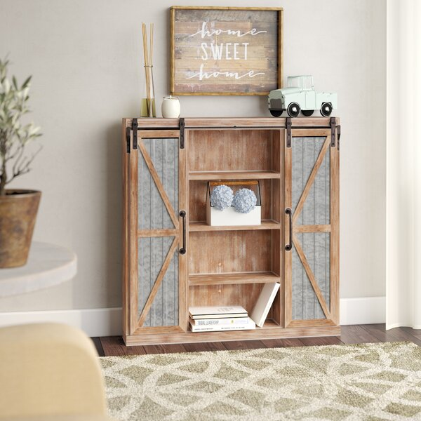 Barn 2 Door Accent Cabinet by Gracie Oaks