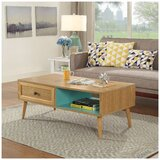 Larochelle Coffee Table with Storage by George Oliver