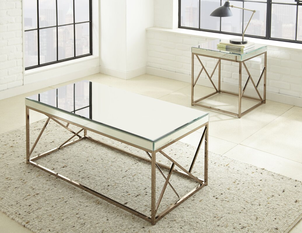 Willa arlo interiors flori 2 piece coffee table set reviews flori 2 piece coffee table set geotapseo Choice Image