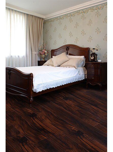 Exotic 5 5.25 x 64 x 12mm Acacia Laminate Flooring in Dusky by All American Hardwood