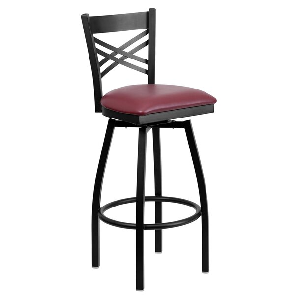 32 Swivel Bar Stool by Offex